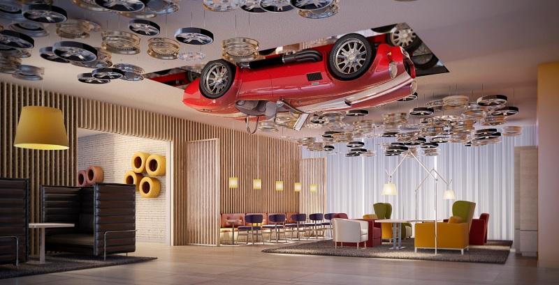 Park Inn by Radisson Dubai Motor City - opening Q3 2017