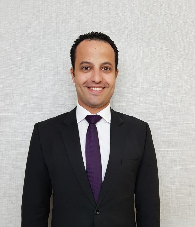 Peter Adel - Fairmont Dubai