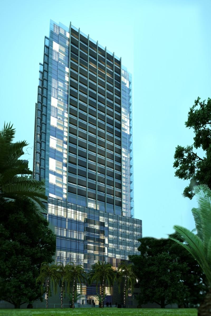 Upcoming Mövenpick Hotel Heraa Jeddah